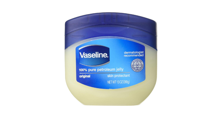 bottle of Vaseline / petroleum jelly