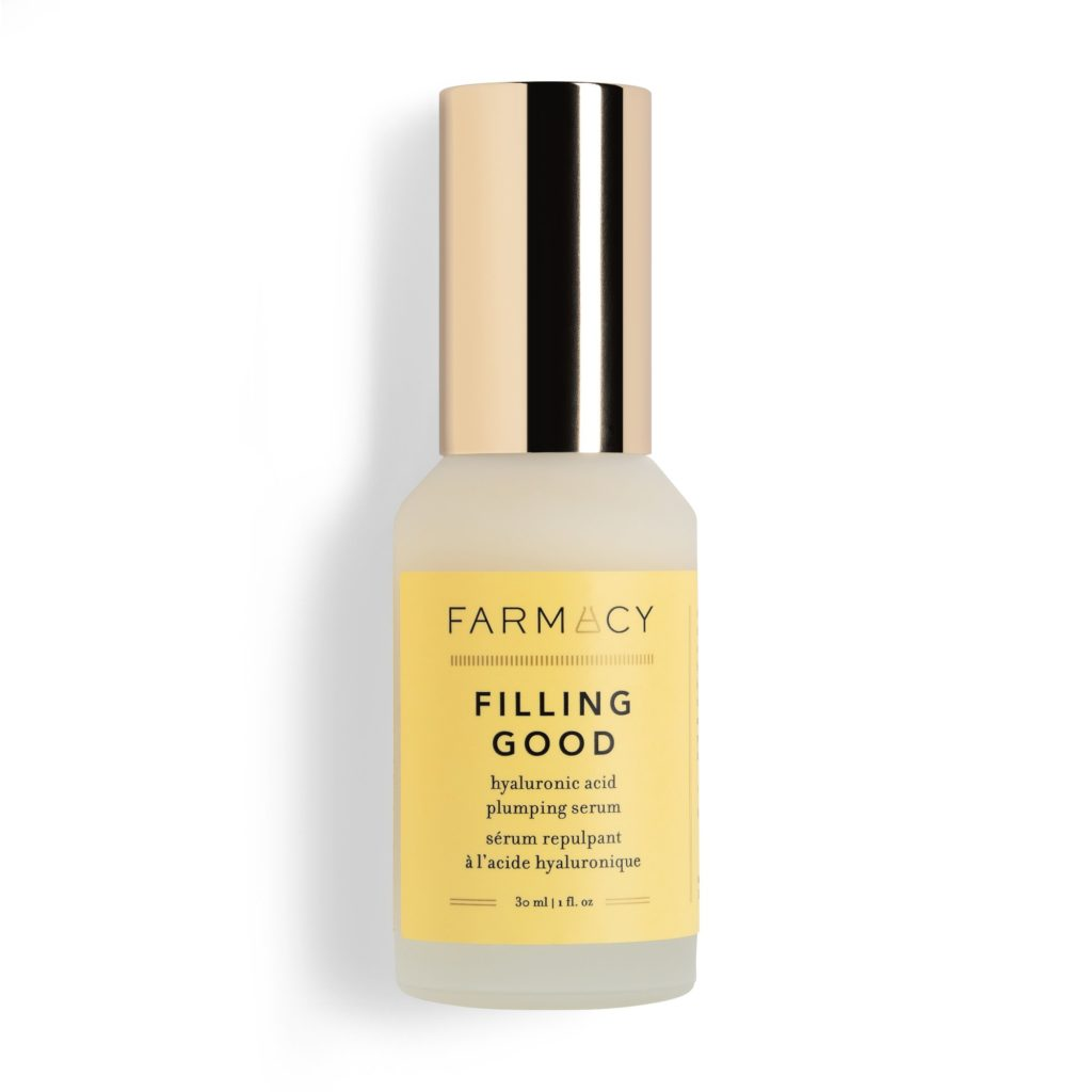 Filling Good A Hyaluronic Acid Serum with Amino Acids