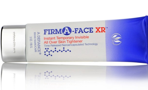 Firm A face XR product