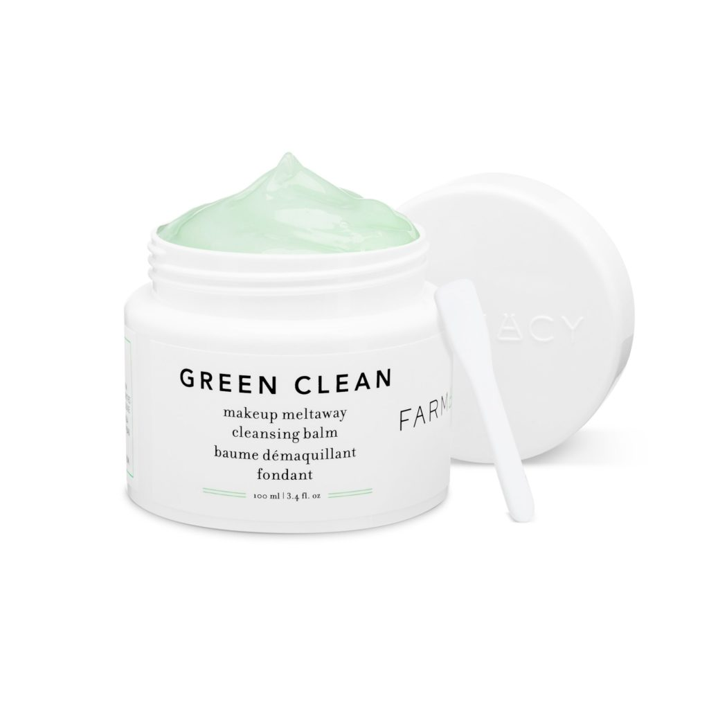 Green Clean Cleansing Balm & Makeup Remover