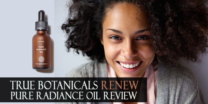 TB renew pure radiance oil