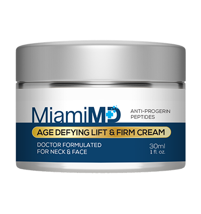 The Miami MD Age Defying Lift & Firm Cream