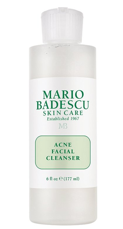 badescu facial cleanser