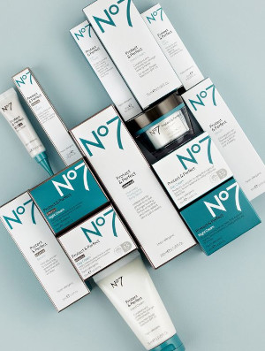 Boots No7 products