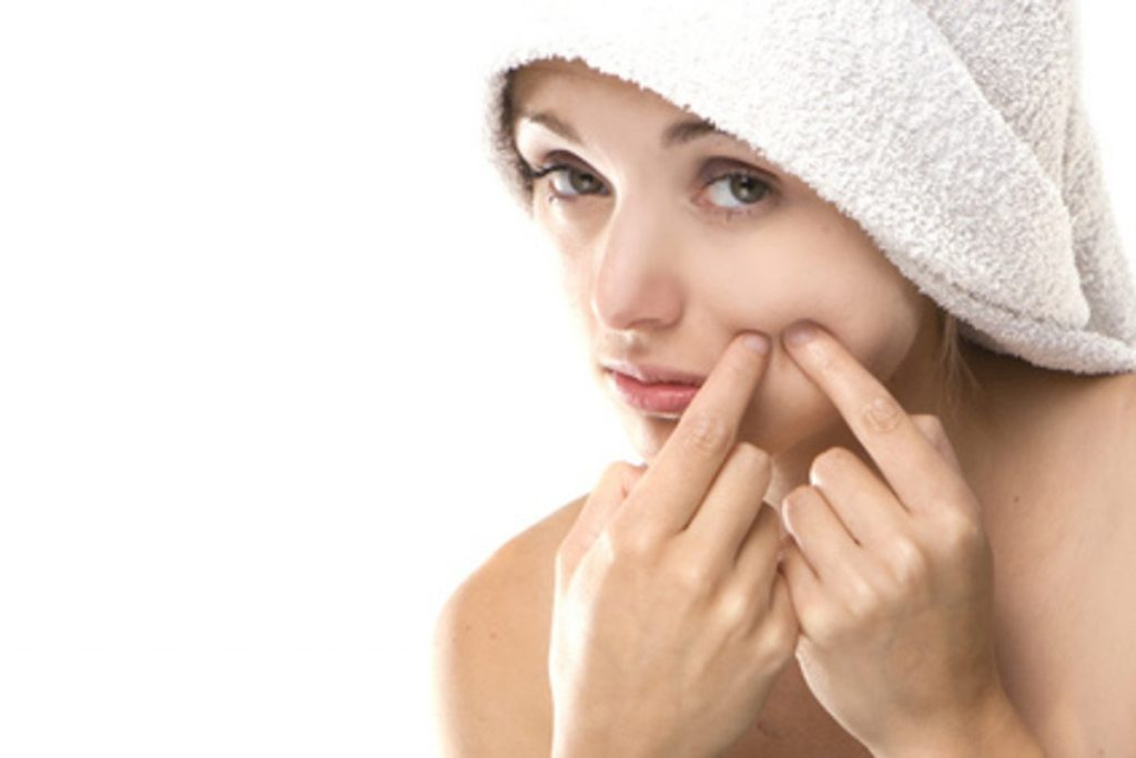 derm x cloth for exposed skin care