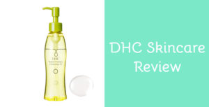 DHC skincare review