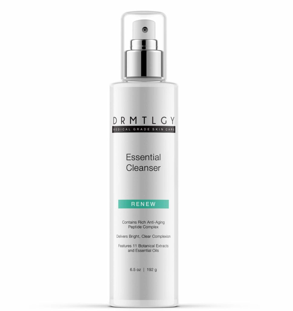 drmtlgy essential cleanser