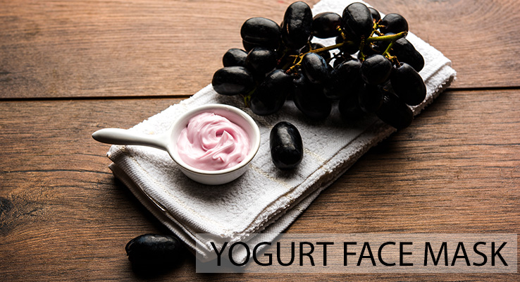 Featured Image for Yoghurt Face Mask