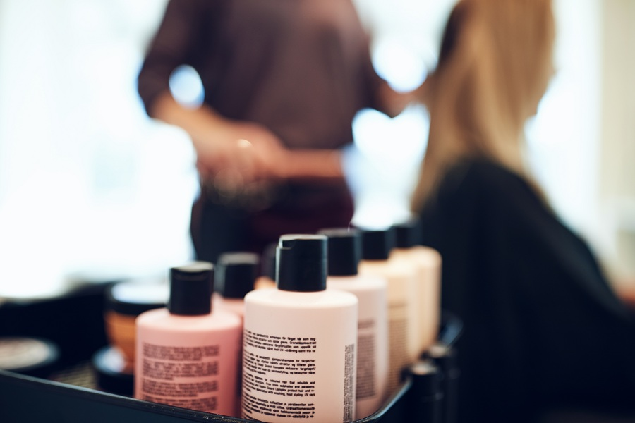 hair styling products to match your skincare