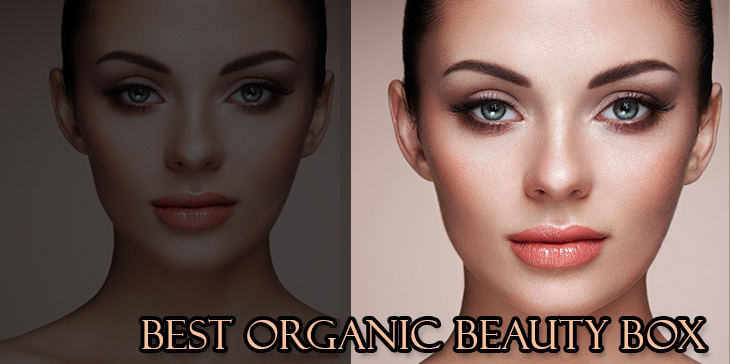 organic beauty box feature
