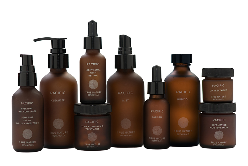 true botanicals products