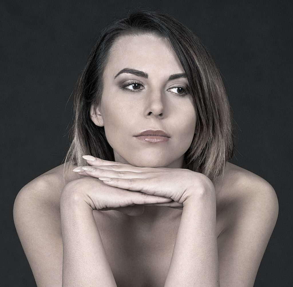 woman and skin